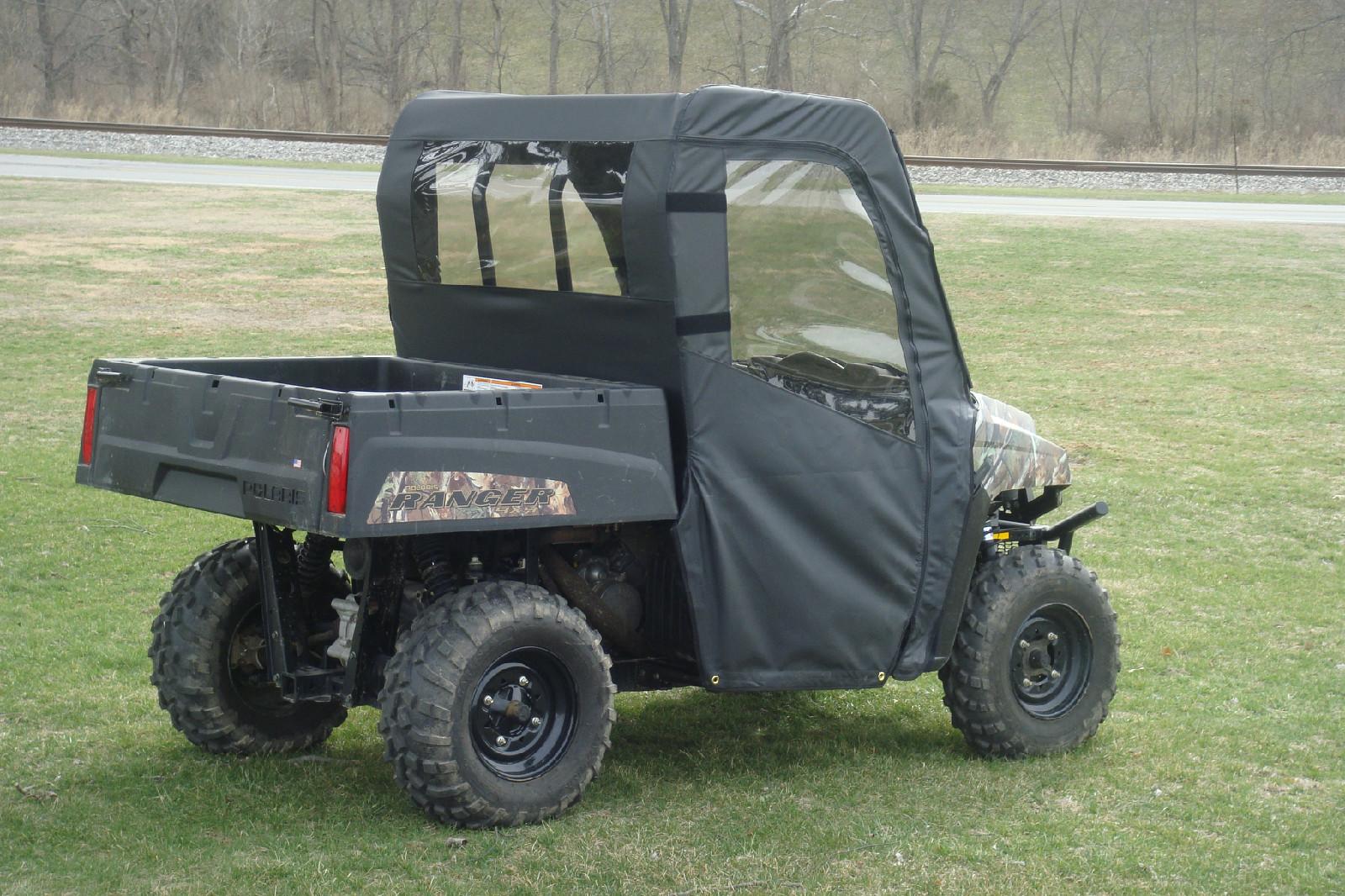 Polaris Ranger Single Cab Mid Size Soft Full Enclosure