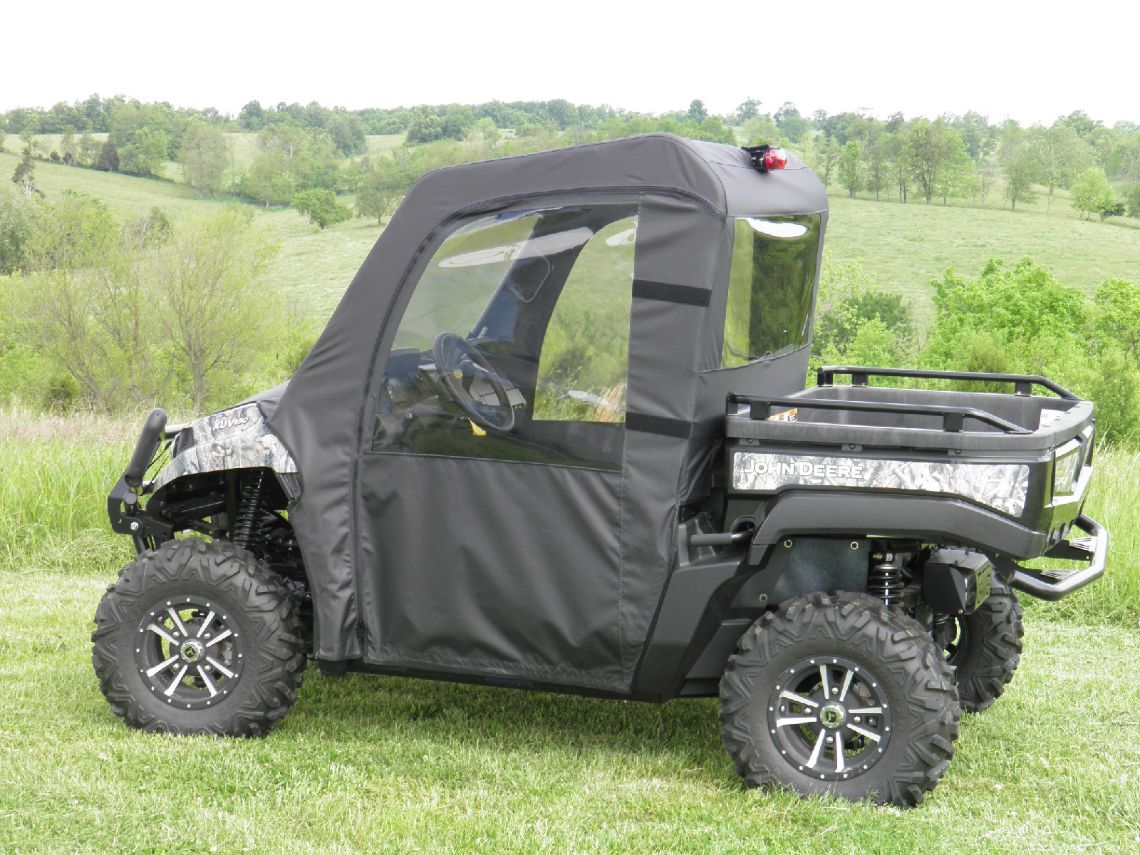 john deere gator hpx xuv soft full door kit ebay. Black Bedroom Furniture Sets. Home Design Ideas